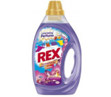 Rex Malaysan Orchid & Sandalwood Aromatherapy Color gel for washing colored laundry 20 doses 1 l
