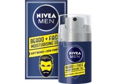 Nivea Men Beard + Face Facial Moisturizing Face 100ml