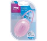 Canpol LOVI pacifier pink 5193