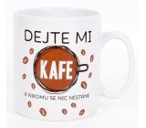 Albi Megahrnek Give me coffee 650 ml