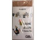 Albi Gift Jewelry Earrings Happy 1 pair