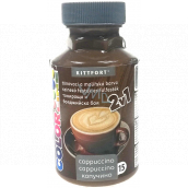 Kittfort Color Line 2in1 liquid toning and painting paint 15 Cappuccino 350 g