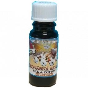 Slow-Natur Silk Cotton Aromatic oil 10 ml
