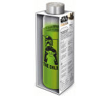 Epee Merch Star Wars - Mandalorian glass bottle with silicone sleeve 585 ml