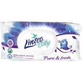 Linteo Baby Pure & Fresh baby wipes 80 pieces