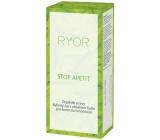 Ryor Stop Apetit bylinný čaj nálevové sáčky 20 kusů 30 g