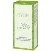 Ryor Stop Apetit herbal tea infusion bags 20 pieces 30 g