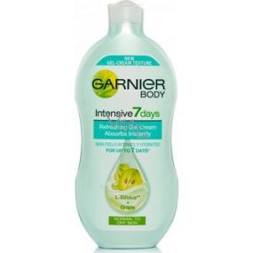 Garnier Intensive 7 days emollient gel cream grape extract 250 ml