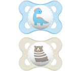 I have Trends silicone orthodontic comforter 0-6 months various patterns and colors 1 piece