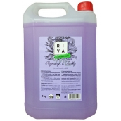 Riva Rosemary and Violets antibacterial soft liquid soap 5 kg