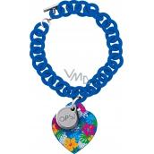 Ops! Objects Tropical Bracelet Bracelet OPSBR-211 blue