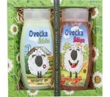 Bohemia Gifts & Cosmetics Kids Shampoo Shampoo 250 ml shower gel + Sheep hair shampoo 250 ml, cosmetic set