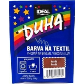 Rainbow Textile paint number 23 brown 15 g