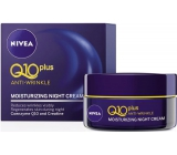 Nivea Visage Q10 Plus Anti-Wrinkle Night Cream 50 ml