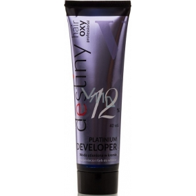Professional Hair peroxide emulsion 12% 80 ml