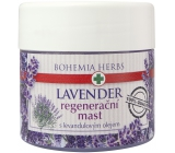 Bohemia Gifts Lavender regenerating ointment with lavender oil 120 ml