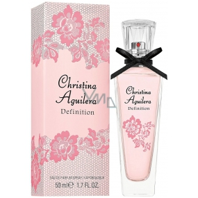 Christina Aguilera Definition perfume water for women 50 ml