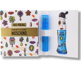 Moschino So Real Cheap and Chic Eau de Toilette for Women 1 ml with spray, Vial