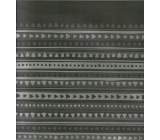 Nekupto Gift paper bag with embossing 30 x 23 x 12 cm 1588 LFL