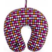 Massage Header - Colorful Polka Dots