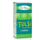 Dr. Popov Tulsi Sacred Basil with Mint Tea supports natural immune system, vitality, stress 30 g, 20 infusion bags á 1.5 g