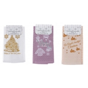 EP Line Christmas towels embroidered 40 x 60 cm 1 piece