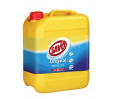 Savo Original disinfection of water and surfaces effectively removes 99.9% of bacteria 4 kg