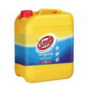 Savo Original water and surface disinfection effectively removes 99.9% of 4 kg bacteria