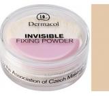 Dermacol Invisible Fixing Powder Powder Natural shade 13.5 g