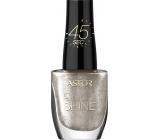 Astor Quick & Shine Nail Polish lak na nehty 502 Hot Chocolate Season 8 ml