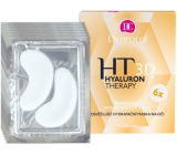 Dermacol Hyaluron Therapy 3D Refreshing Moisturizing Eye Mask 6 x 6 g