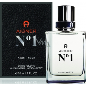 Etienne Aigner Aigner No.1 eau de toilette for men 50 ml