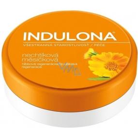 Indulona Marigold Body Cream For Normal And Sensitive Skin 75 ml