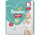 Pampers Pants 5 Junior 12-17 kg diapers 22 pieces