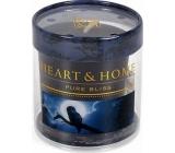 Heart & Home Stmívání Sojová svíčka bez obalu hoří až 15 hodin 53 g