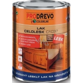 Colorlak Celolesk C1037 nitrocellulose glossy lacquer for wooden furniture 0.75 ml