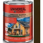 Colorlak Universal SU2013 Synthetic Gloss Finish Brown Chocolate 0.35 l