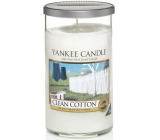 YANKEE CHERRY fragrance Clean Cotton Classic Medium 9927