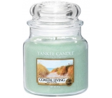 Yankee Candle Coastal Living - Life on the Beach scented candle Classic medium glass 411 g