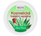 Bione Cosmetics Aloe Vera cosmetic toilet Vaseline 150 ml