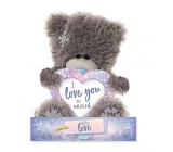 Me to You Teddy I love you so much 14 cm