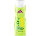 Adidas Vitality shower gel for women 400 ml
