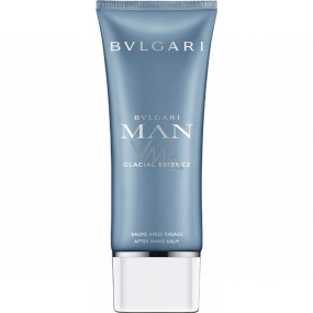 Bvlgari Man Glacial Essence After Shave Balm 40 ml