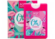 AQC Fragrances Oh! Paradise eau de toilette for women 20 ml