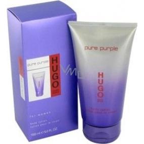 Hugo Boss Pure Purple tělové mléko pro ženy 150 ml