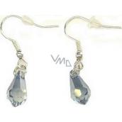 Swarovski Elements Earrings with Rhinestone 1.4 cm 1 Pair