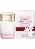 Cartier Baiser Volé Fraiche perfumed water for women 100 ml