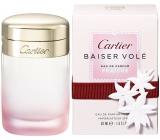 Cartier Baiser Volé Fraiche perfumed water for women 100 ml