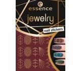 Essence Nail Art Jewelry nail stickers 09 1 sheet