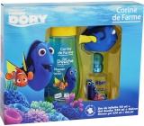 Corine de Farme Disney Looking for Dory eau de toilette for children 50 ml + shower gel 250 ml + bath toy fish, gift set